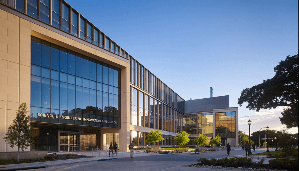 Science & Engineering Innovation & Research Building- University of Texas Arlington