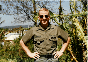 Greg Smith Deployed to Desert Storm