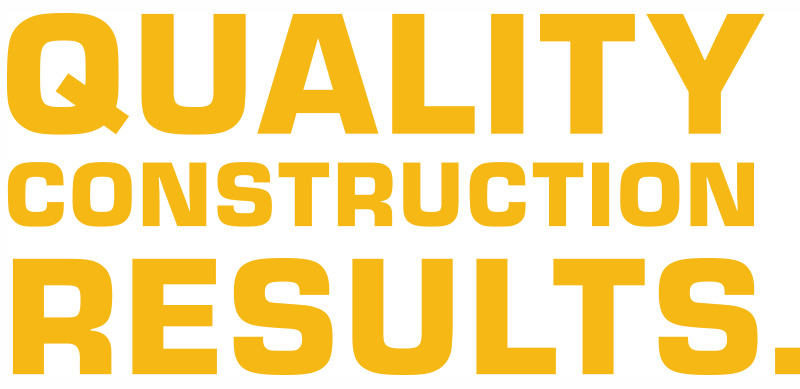 Quality construction results from the trusted commercial construction company in Texas