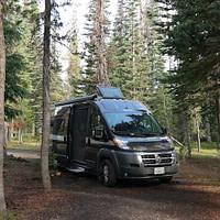 Crater Lake Camping Mazama