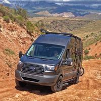 Off-Grid Adventure Van Storyteller Overland