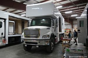 ShowHauler Freightliner M2 112 Custom Motorhome
