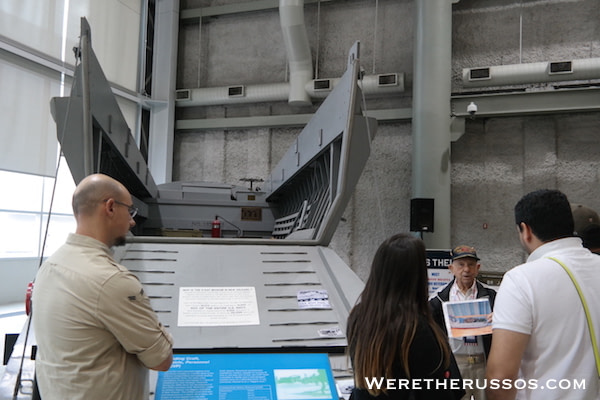 National WWII Museum - Higgins Boat