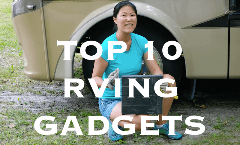 Top 10 RVing Gadgets