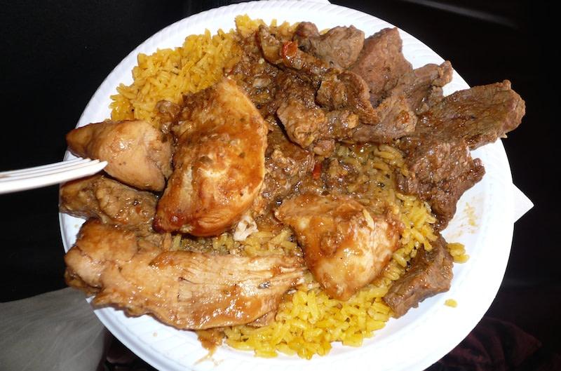 Panamanian Lunch