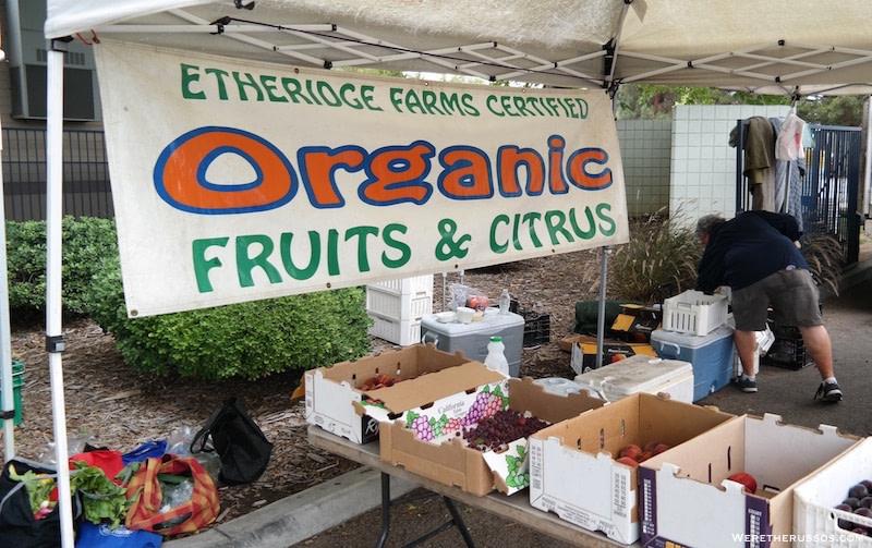 Etheridge Organic Farms