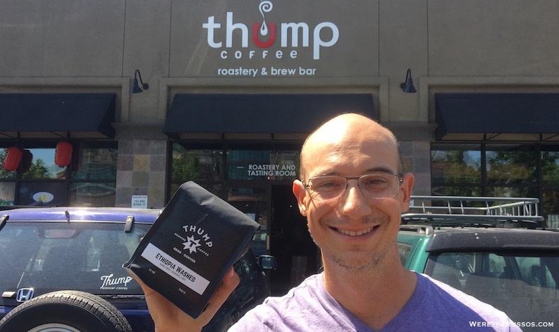 Thump Coffee Bend Oregon