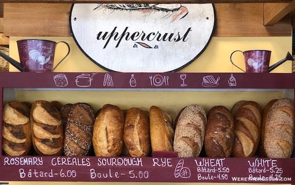 Uppercrust Gainesville Fresh Bread