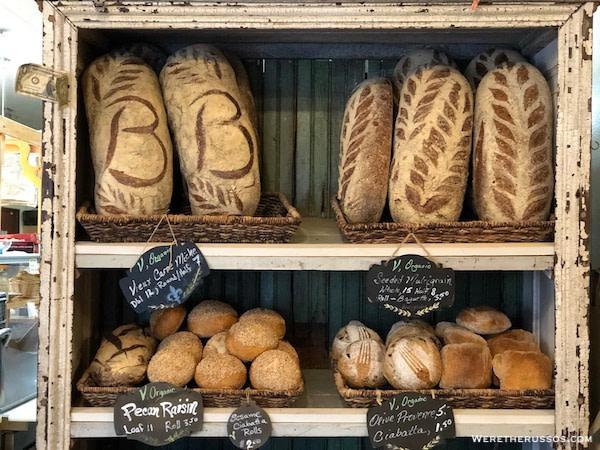 Breads on Oak artisan bread new orleans vegan bakery