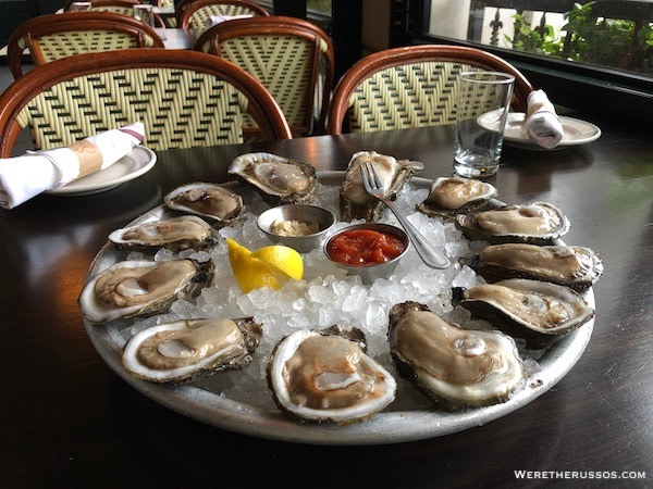 Superior Seafood oyster happy hour new orleans