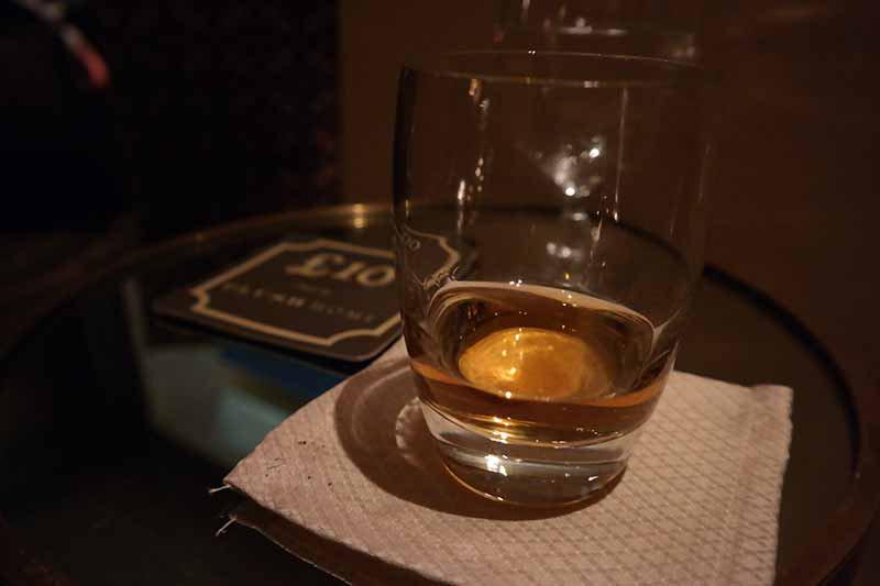 Ten Pound Macallan Scotch