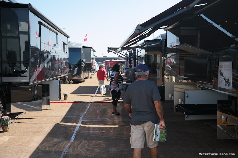 Rv Shows 2020 U S And Canada