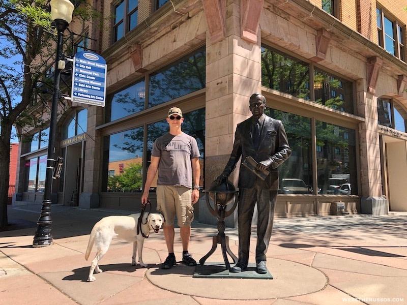 City of Presidents Walk Rapid City