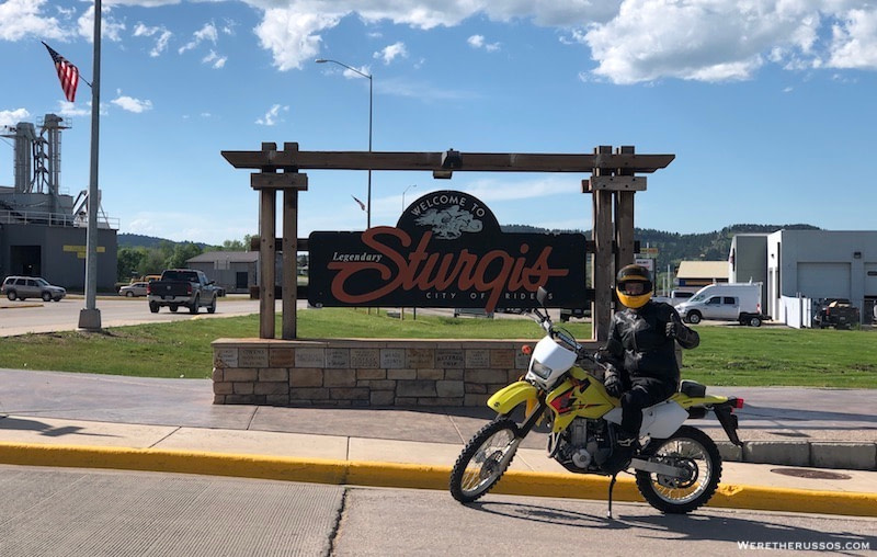 Welcome to Sturgis Sign