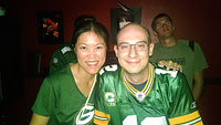 green bay packers bar los angeles