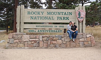 Rocky Mountain National Park - Thumb