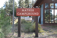Mather Campground Grand Canyon thumb