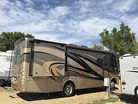 RV Camping at Boulder County Fairgrounds