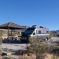 Camping Near Las Vegas - Red Rock Canyon