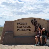 Mojave National Preserve camping