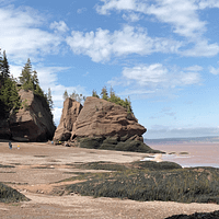 Bay of Fundy The Hopewell Rocks