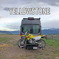 Yellowstone RV Trip Itinerary