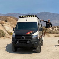 Best Class B RVs Storyteller Overland Mode 4x4