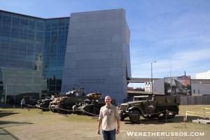 National WWII Museum - Tanks