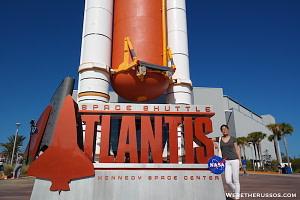 Kennedy Space Center Atlantis
