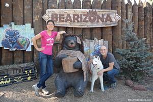 Bearizona Wildlife Park Williams AZ
