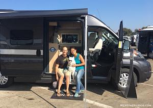 Class B Camper Van for Full Time RVing
