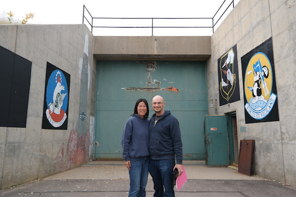 Missile Site Park Greeley Blast Door