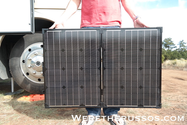 Renogy Portable Solar Panel - Expanded