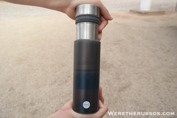 Grayl Water Filter Review