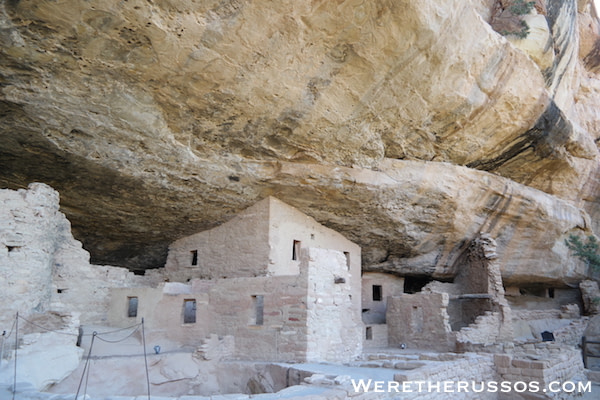 Mesa Verde National Park Spruce Tree House 4