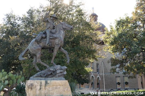 San Marcos TX Downtown