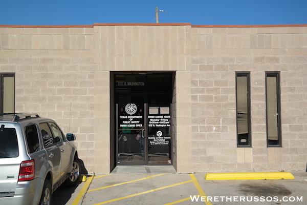 Texas Driver License Office Livingston TX