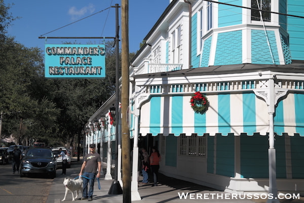 Self Guided Tour Garden District