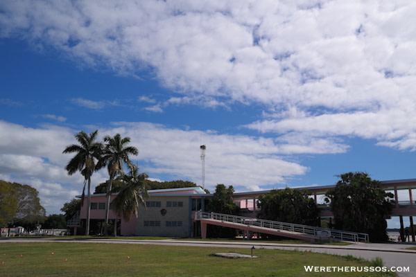 Flamingo Visitor Center Everglades