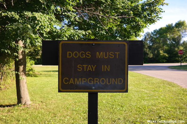 Cliffside Park Racine dog policy