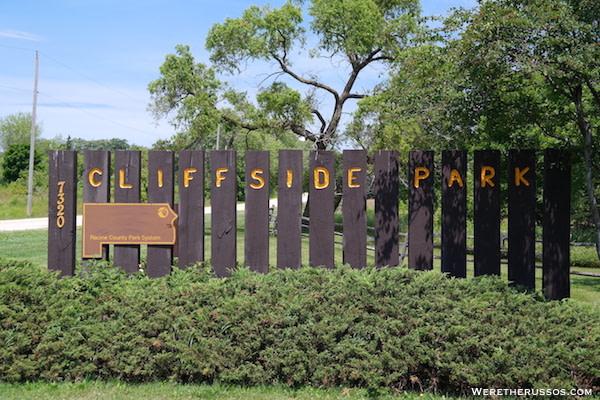 RV Camping Cliffside Park Racine