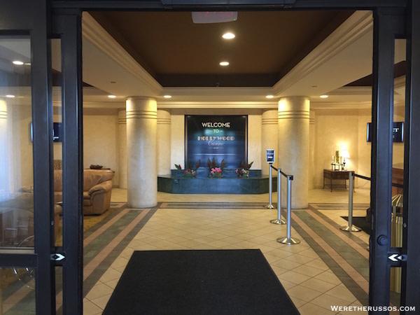 Hollywood Casino RV Park Joliet IL Check in