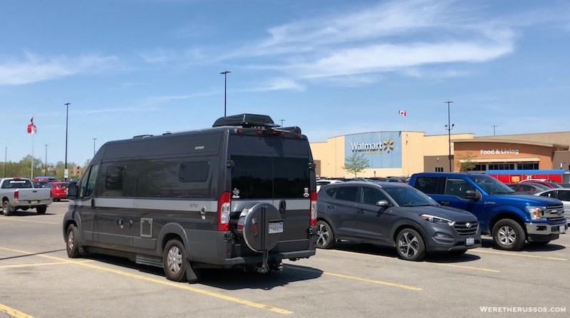 Walmart Niagara Falls Ontario