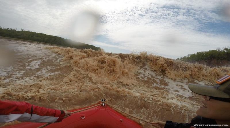 Fundy Tidal Bore Rafting Adventures