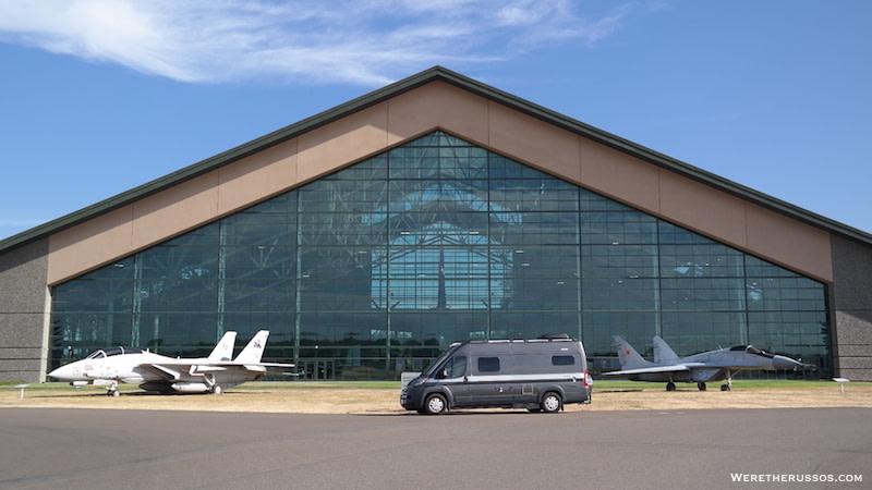 Evergreen Aviation Museum Spruce Goose