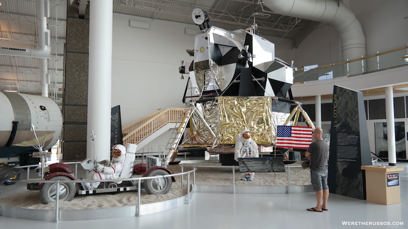 Evergreen Space Museum