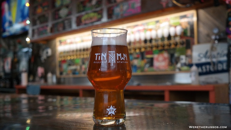 Tin Man Texas Craft Beers