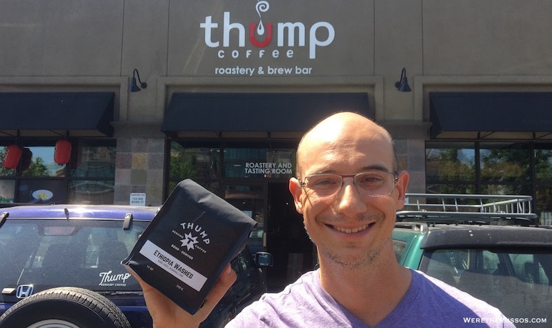 Thump Coffee Bend Oregon