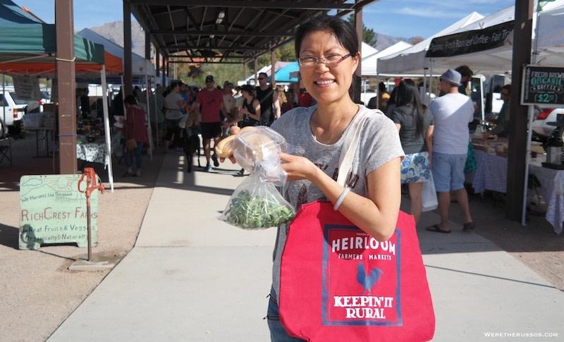 Farmers Market Tucson Sunday