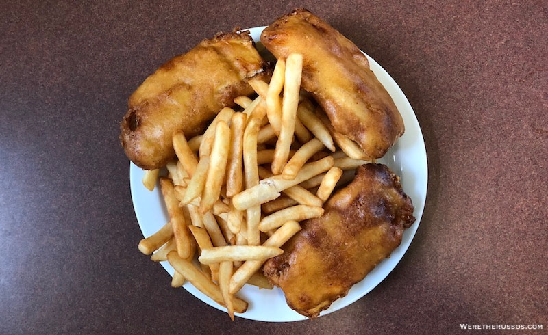 johns lunch fish and chips nova scotia